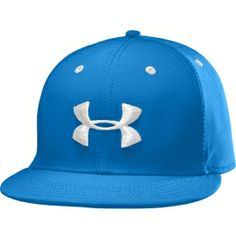 Under Armour Men s Huddle II Flat Brim Hat - Dick s Sporting Goods Flat Brim  Hat 400783dc52e4