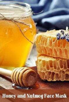 Honey and nutmeg make a great combination against acne. Learn how to make this DIY face mask and end your skin breakouts once and for all. Source by honeybodyscrub Face Scrub Homemade, Homemade Face Masks, Best Face Mask, Diy Face Mask, Diy Mask, Nutmeg Face Mask, Acne Mask, Acne Scar Removal, Honey