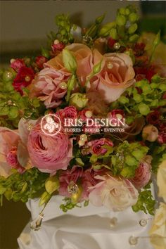https://www.facebook.com/irisdesign.pv?ref=hl #weddings #bouquet #puertovallarta