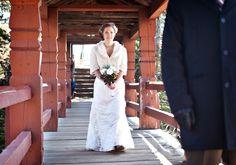 No matter what season, weddings at #LutsenResort are beautiful!