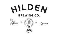Hilden Brewing Co. designed by Elm House Creative.