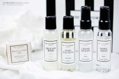 "The Laundress at Petal & Post... Petal & Post is a chic, ""mom-owned"" e-boutique that offers luxury and purity, hand selected and shipped directly to you."