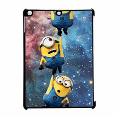 minion on galaxy nebula iPad Air Case