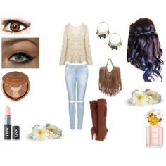 """""""Be One With Nature"""" by tasinawi on Polyvore"""
