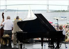 The Newport Jazz Festival