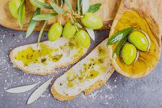 A cada plato su aceite de oliva