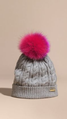 Hats   Gloves for Women   Burberry United States. Bonnet Cachemire BonnetsChapeaux ... c5eb39ca532