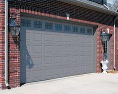 Lovely Garage Door Color Ideas