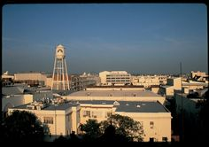 The Paramount Pictures Lot