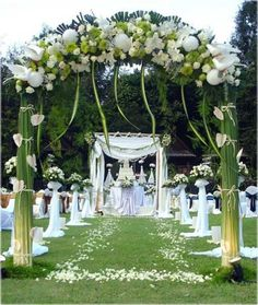 Wedding Decor, Fall Outdoor Wedding Decorating Ideas: Outdoor Wedding Decorating Ideas for Your Best Moment in Life