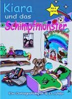 Leseproben für kleine Schmökerratten: Kiara und das Schimpfmonster von Rudolf Otto Schäf...