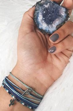 Grey Hues | Pura Vida Bracelets