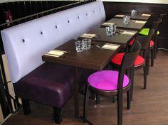 8 Restaurant Banguettes Ideas Restaurant Restaurant Design Bar Design Restaurant