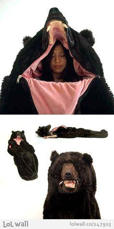 Best sleeping bag ever!