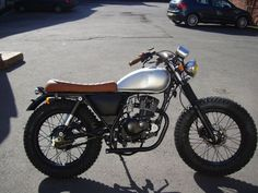 mutt moto cycles 125cc scrambler - Google Search