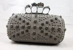 Skull Clutch Knuckle