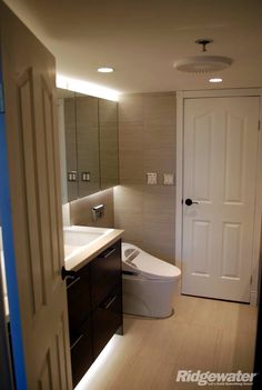 Finished Classic Bathroom, Bathroom Renos, Corner Bathtub, Toilet, Vancouver, Flush Toilet, Corner Tub, Litter Box, Toilets