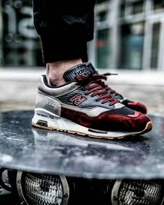 Bread & Butter x New Balance 1500s #mensfashion #sneakers