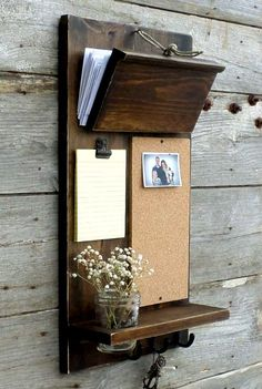Plans of Woodworking Diy Projects - Teds Wood Working 19 Diy Key Holder Ideas, The Most Adorable Ideas Get A Lifetime Of Project Ideas Inspiration! Get A Lifetime Of Project Ideas & Inspiration! Woodworking Projects Diy, Diy Wood Projects, Teds Woodworking, Wood Crafts, Popular Woodworking, Diy Crafts, Woodworking Classes, Design Projects, Woodworking Furniture