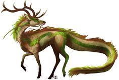 Resultado de imagen para dragon antler