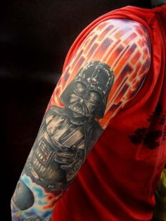 1000 images about star wars tattoos for men on pinterest star wars tattoo darth vader tattoo. Black Bedroom Furniture Sets. Home Design Ideas