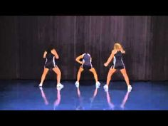 uca cheer routine 2011 to more