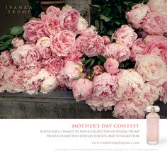 Mothers inspire us! Enter the Ivanka Trump Mothers Day #contest for a chance to win Ivanka Trump fragrance, fine jewelry & more for you and your mother! www.ivankatrumpfragrance.com