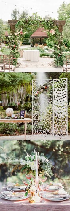 Are you considering transforming your backyard into a wedding wonderland?