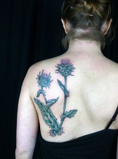 Religious Tattoo Artists Awesome Pin by Lisa Kistner On Tattoos Scottish Tattoos, Icon Tattoo, Thistle Tattoo, Celtic Cross Tattoos, Lisa, Popular Tattoos, Future Tattoos, Tattoo Studio, Cool Tattoos