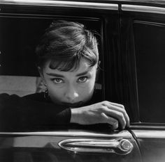 Audrey Hepburn --- so elegant and beautiful, always a stunner and my favorite movie star