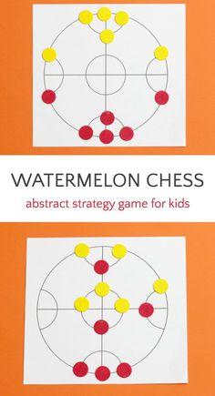 How to play Xi Gua Qi, aka Watermelon Chess