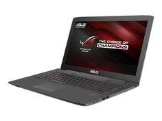 Amazon.com: ASUS ROG GL752VW-DH74 17-Inch Gaming Laptop, Discrete GPU GeForce GTX 960M 4 GB VRAM, 16GB DDR4, 1 TB, 128 GB SSD (ROG Metallic): Computers & Accessories