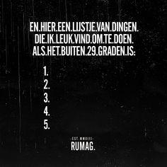 2,063 vind-ik-leuks, 113 reacties - RUMAG | Nederland (@rumagnl) op Instagram: '#rumag'