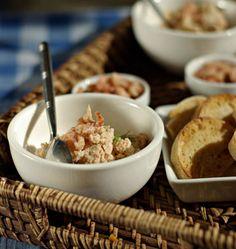 Beurre de crevettes grises - Recettes de cuisine de Bretagne