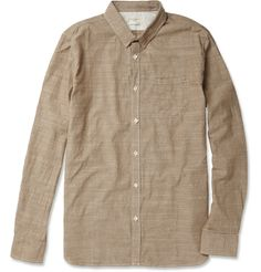 Levi's Made & Crafted Cotton Canvas Shirt | MR PORTER