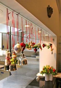 Restaurant Christmas Decorations Ideas.Pinterest