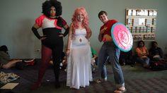 rose quartz steven universe cosplay - Google Search