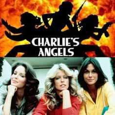 1976, Charlie's Angels, Spelling-Goldberg Productions #CharliesAngels (L16686)