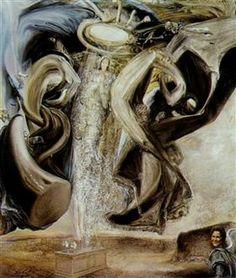 Anti-Protonic Assumption - Salvador Dali