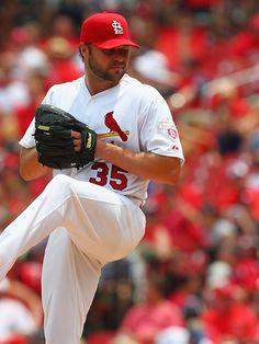 Starting pitcher -  Jake Westbrook      7-26-12