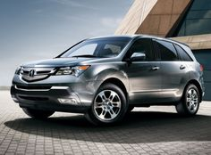 Acura! sounds like an exclamation in an ancient language.. You will exclaim when you can't resist this curvy chromy body of this SUV. Acura MDX has a solid chrome muscle and sparkles from all the ends. It has a lot to offer in the inside too.. Get to know it.