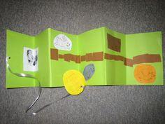 petit livre roule galette à réaliser en classe
