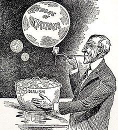 Blowing Bubbles, 1919