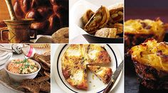 How to break-the-fast guide for Yom Kippur on Epicurious. Lots of recipes; lots of choices