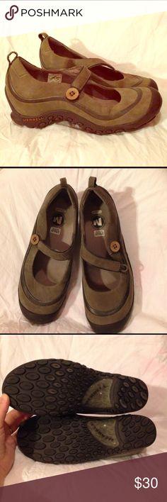Merrel Shoes size 8 Merrel Ortholite Q Form shoes size 8 Merrell Shoes Sandals