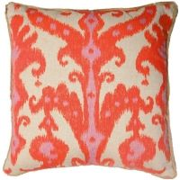 #07 Marrakesh Firefly w/ Raw Edge Pillow
