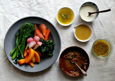 5 Easy Ways To Dress Up Steamed Veggies