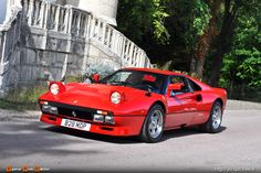 Ferrari 288 Gto, Ferrari Car, Lamborghini, Exotic Sports Cars, Exotic Cars, My Dream Car, Dream Cars, Bmw M1, Chef D Oeuvre