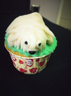 Cup Cakes Doggie