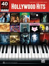 """For pianists and aspiring film composers, this collection contains sheet music for 40 of cinema's most memorable cues and songs composed by a """"who's who"""" of movie music royalty. More than 180 pages of sheet music reveal the genius within compositions by John Williams, Howard Shore, Hans Zimmer, Alexandre Desplat, Danny Elfman, Henry Mancini, and others.  #music #filmmusic #piano #sheetmusic"""